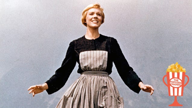 All these years later, The Sound Of Music remains one of the world's favorite things