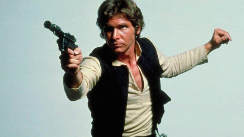 Illustration for article titled Resuelven un gran enigma de Star Wars: Han Solo disparó primero