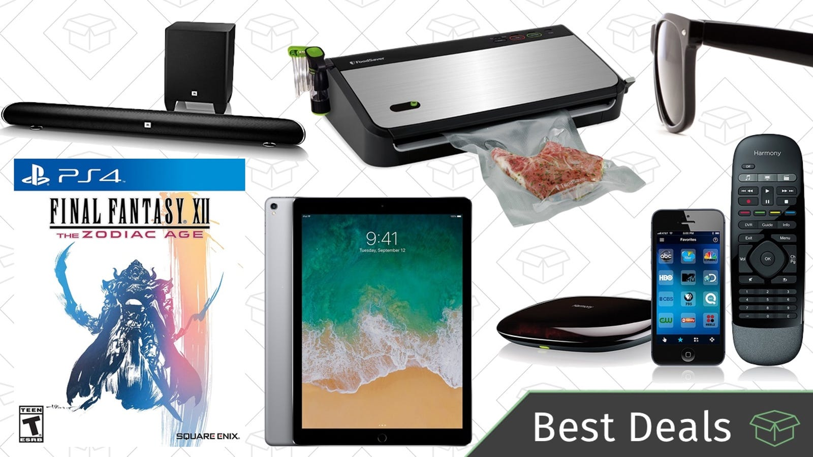 Sundays best deals 50 foodsaver final fantasy ipad pro and more fandeluxe Choice Image