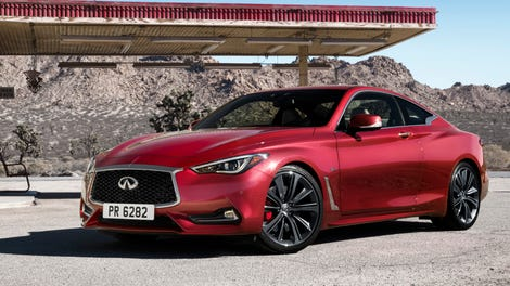 I Didn T Expect The 2017 Infiniti Q60s Red Sport 400 To Be This Good