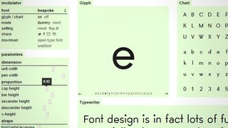 Metaflop Lets You Create and Customize Your Own Fonts for Free