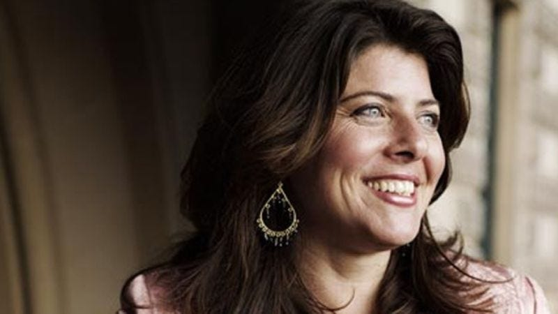 Illustration for article titled Naomi Wolf