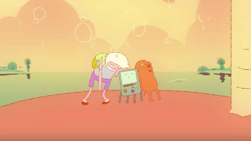 Illustration for article titled Adventure Time welcomes guest animators that experiment with style