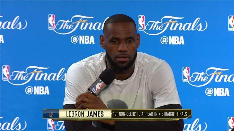 YouTube screenshot via NBA