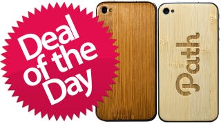 Illustration for article titled JackBack iPhone 4 Panels Are the Shatterproof Deal of the Day