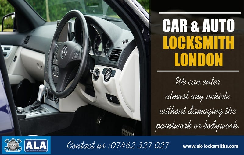 Illustration for article titled Car & Auto Locksmith in London