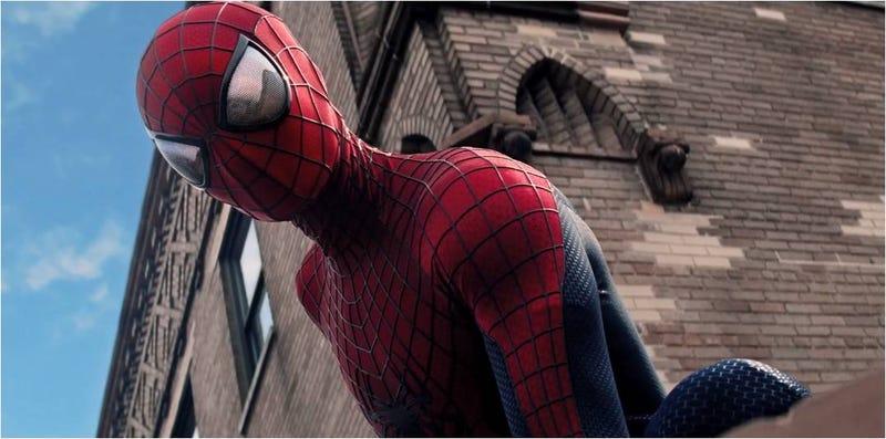 Illustration for article titled El primer trailer de The Amazing Spider-Man 2 ya está aquí