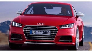 Illustration for article titled The Audi TT Might Be Coming In All Sorts Of Crazy Flavors Pretty Soon