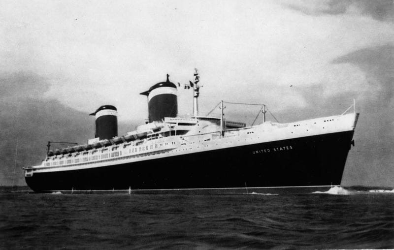 Illustration for article titled The SS United States May Now Be Doomed