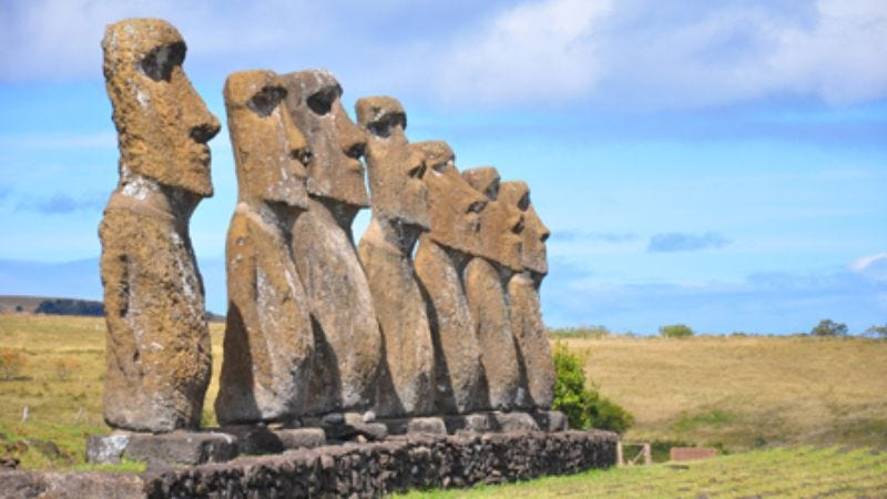 Illustration for article titled Breathtaking Easter Island