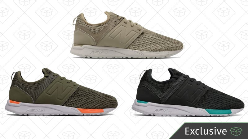Pick Up a Pair of Men s New Balance Sneakers for Just  45  Exclusive  73219985b8