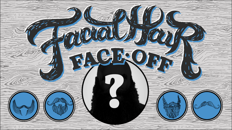Illustration for article titled The Results Are In: Meet Your Facial Hair Face-Off Champion