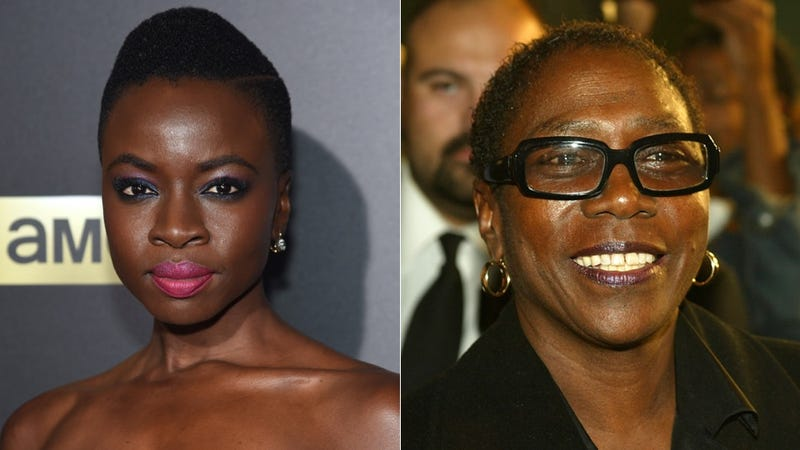 Illustration for article titled The Walking Dead's Danai Gurira Will Play 2Pac's Mom Afeni in Biopic