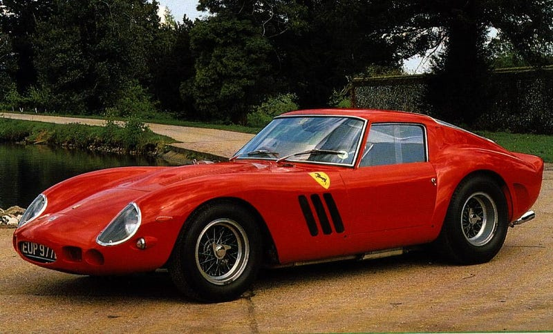 Illustration for article titled Does the 288 GTO have an official predecessor?