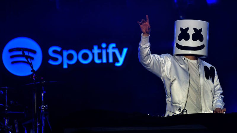 It sure looks like Bulgarian scammers used fake Spotify playlists to