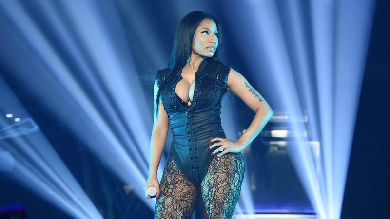 Illustration for article titled Nicki Minaj cancels tour, definitely still isn't mad