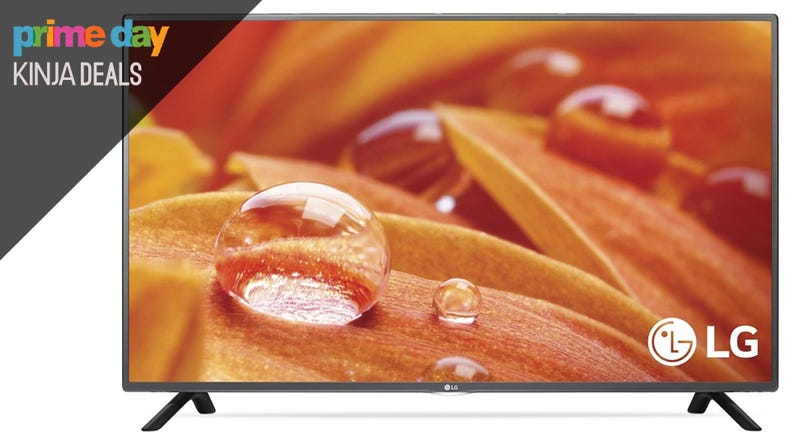 """Illustration for article titled This 32"""" LG Smart TV is Only $200 For Prime Day"""