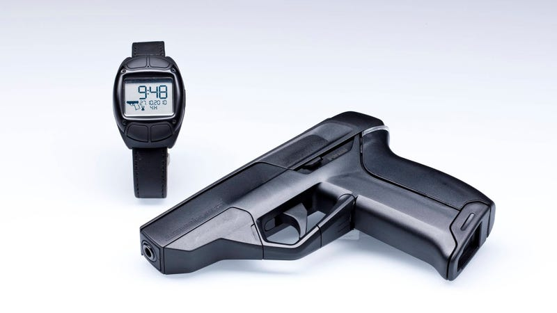 Illustration for article titled Smart Guns Are Here, But No One Wants To Buy Them