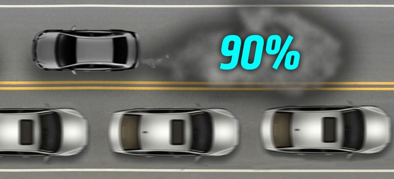 Illustration for article titled Just 25 Percent Of Cars Cause 90 Percent Of Automotive Pollution