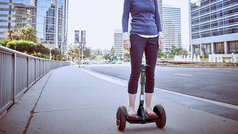 SEGWAY miniPRO Smart Self Balancing Transporter 2018 Edition | $375 | Amazon