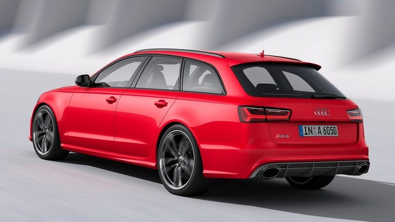 Illustration for article titled Audi: If You Want RS Wagons In The U.S. You Should Write More Letters