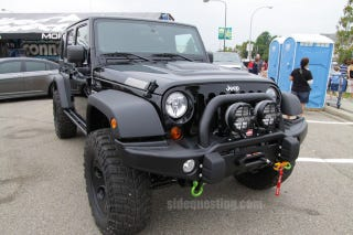 Since The 2012 Jeep Wrangleru0027s Better Than The Outgoing Off Roader So, Too,  Must The Call Of Duty ...