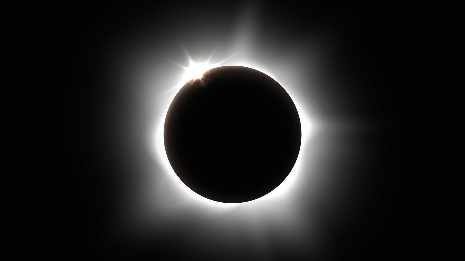 Cómo ver el eclipse solar sin dañarte la vista?