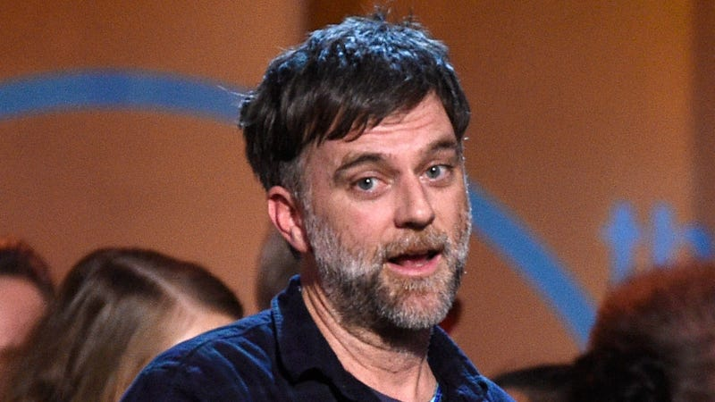 Paul Thomas Anderson accepts the Independent Spirit Awards' Robert Altman Award for 2014's Inherent Vice, while refusing to acknowledge the existence of Pompeii, released the same year. (Photo: Kevork Djansezian / Getty Images)