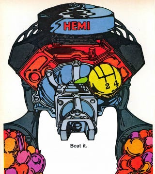 Illustration for article titled The HEMI won't be around forever, says Ralph Gilles