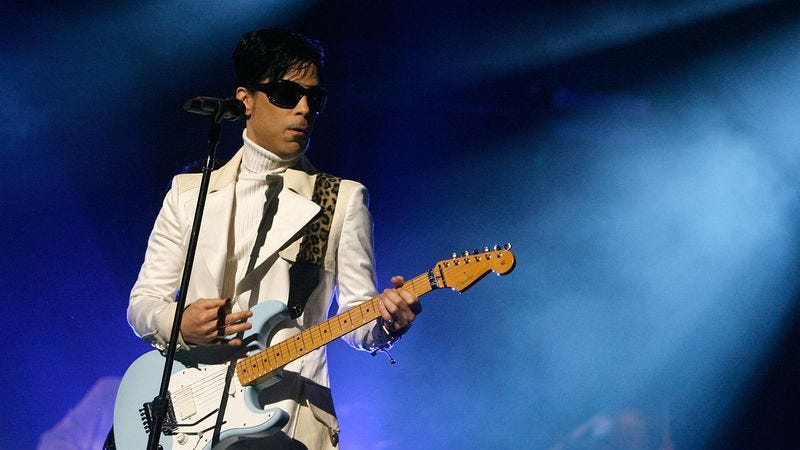 Prince (Photo: Getty Images/Kevin Winter)