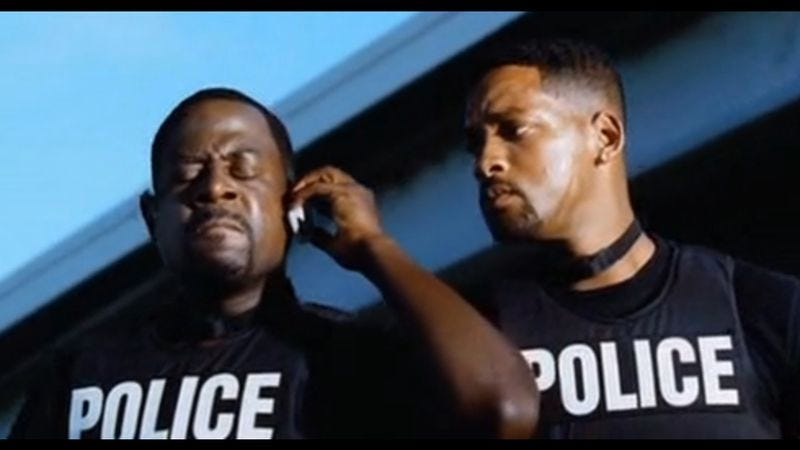 Watch more than 100 cop scenes edited together into a feature-length film about police brutality