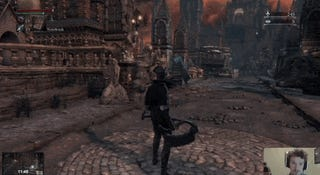 bloodborne co op without insight