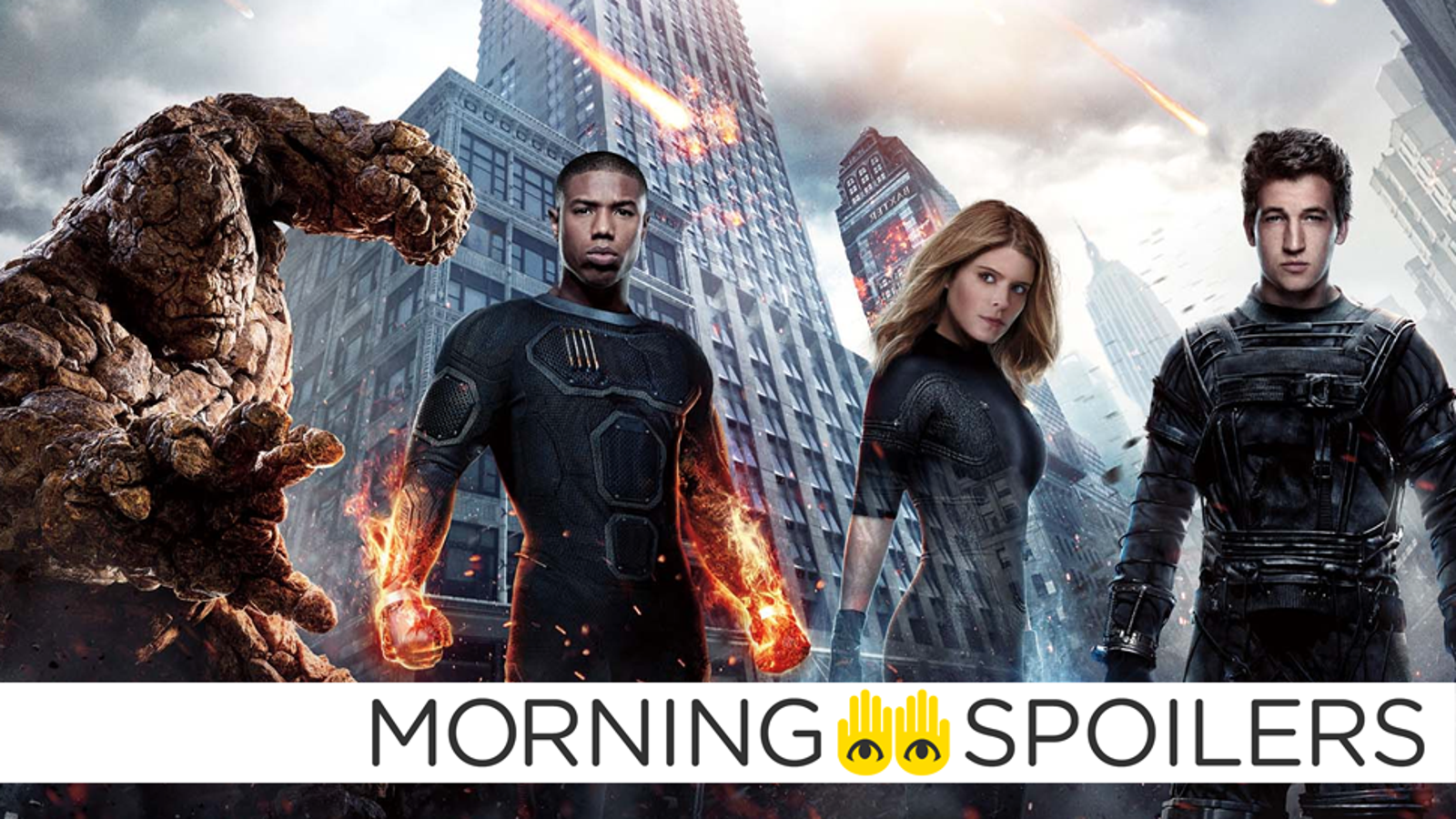 A Totally Wild Rumor About the Next Fantastic Four Film