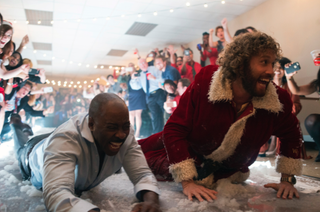 Scene from Office Christmas PartyYoutube screenshot