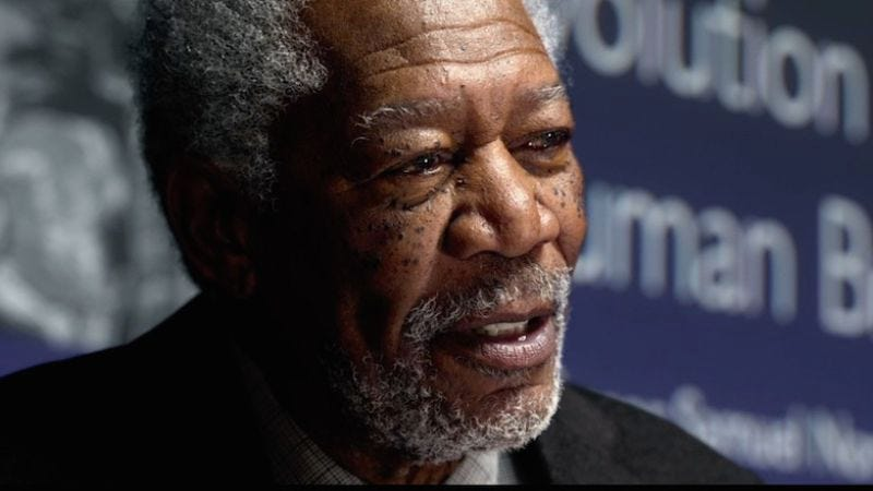 Illustration for article titled Morgan Freeman defies typecasting, joins Ben-Hur in wise mentor role