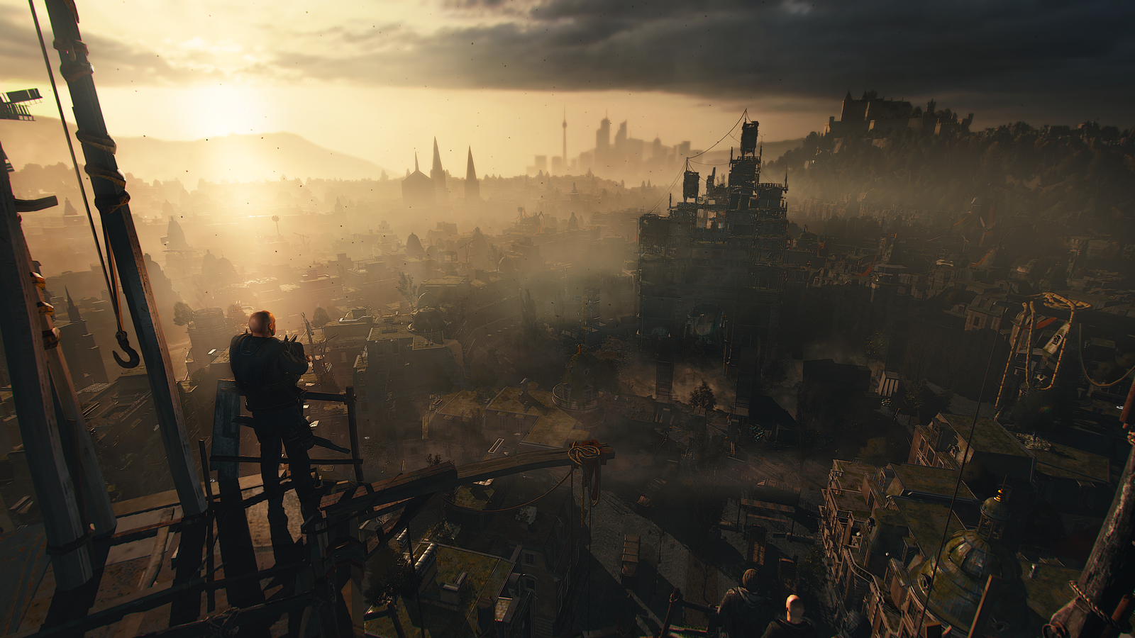 The Makers Of Dying Light Are Trying Something Very New For The Sequel: Politics