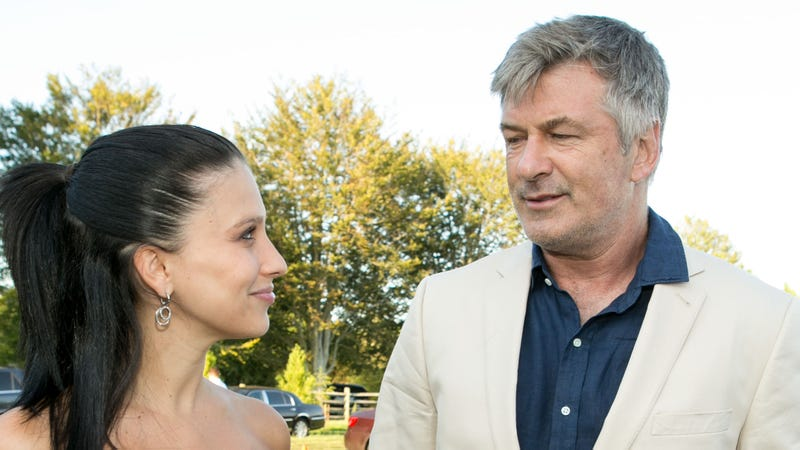 Illustration for article titled Alec and Hilaria Baldwin Welcome a Baby Girl Named Carmen