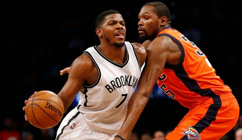 Illustration for article titled Nets Release Joe Johnson, Who Can Still Help A Lot Of Teams