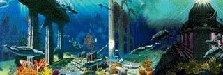 Illustration for article titled The Secret Underwater City In The Heart Of Minnesota