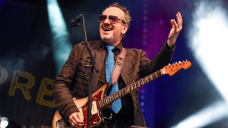 Costello, performing in Brighton on June 30 of this year