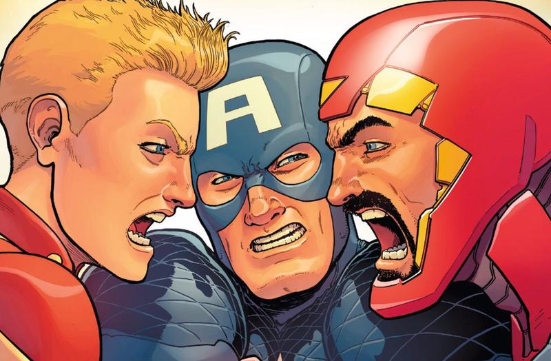 Yep, the Original Captain America Is Going Full Supervillain