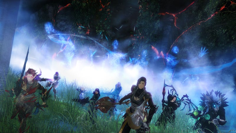 Illustration for article titled Guild Wars 2 Is Free To Play Starting Today