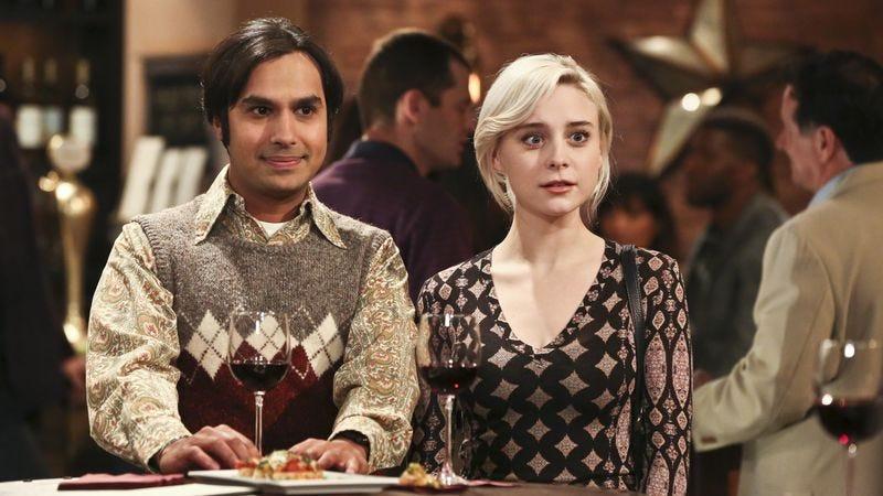 The Saga Of Raj Once Agains Drags Down Big Bang Theory