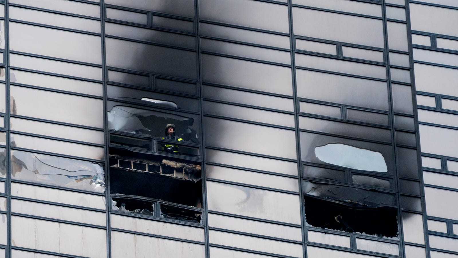 photo image Trump Tower Fire That Killed Tenant Resulted From Power Strips Plugged Into Each Other, FDNY Says
