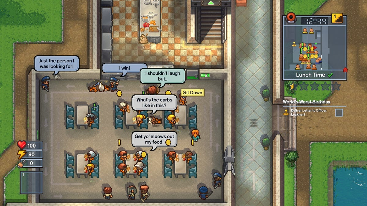 The Escapists 2 Starts With Prison Breaks, Then Gets A Lot Weirder