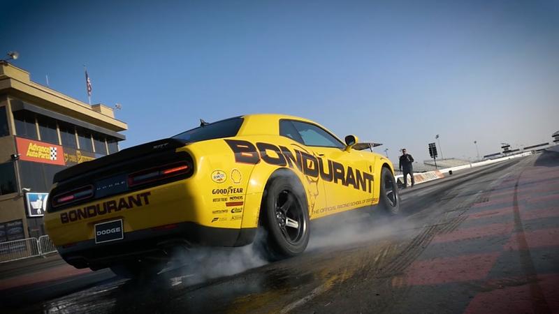 Ex Bondurant Racing School Employees Claim Racism Hostile
