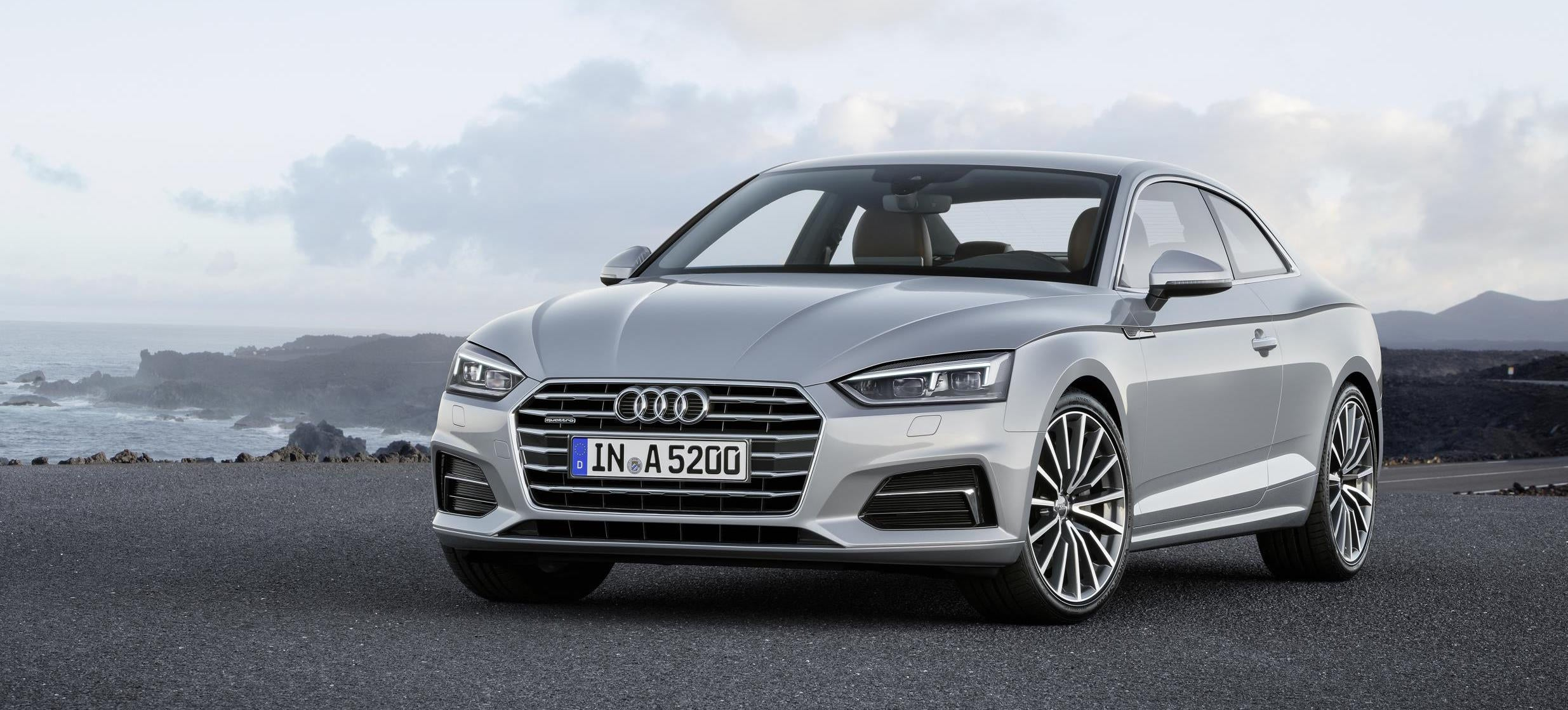 america you can still get the 2018 audi a5 with a manual gearbox rh jalopnik com Audi Owners Manual 2013 Audi A5 Stance