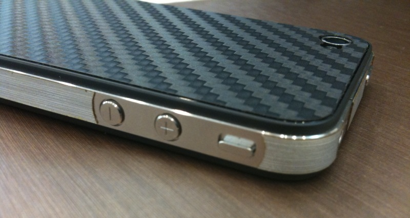 "Illustration for article titled StealthArmor Is A More Attractive ""Fix"" For iPhone 4 Reception Than A Bumper Case"