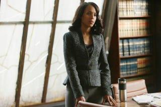 Can Olivia (Kerry Washington) finally beat Papa Pope?Nicole Wilder/ABC