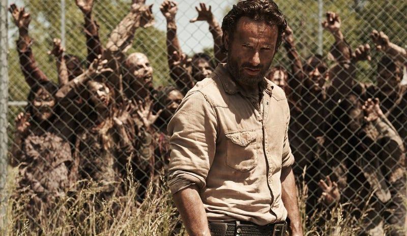 Illustration for article titled Andrew Lincoln, Rick Grimes enThe Walking Dead, se va de la serie